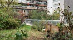 Jardin du 1er étage